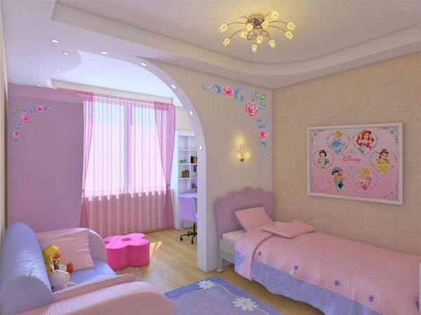 Дизайн комнаты для взрослых