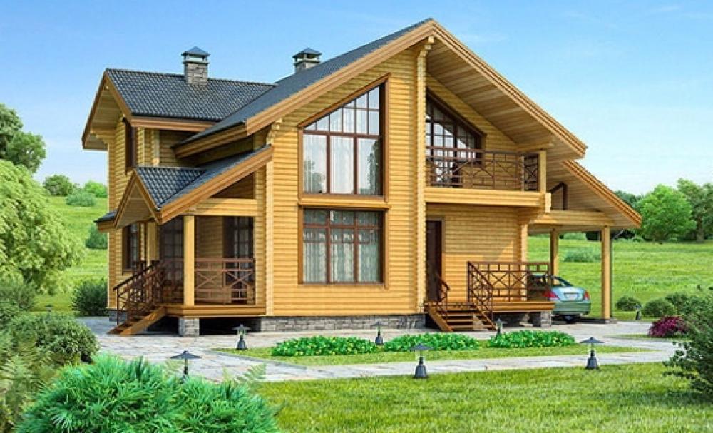 дома из профилированного бруса проекты и цены фото
