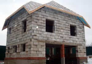 Строительство из пенобетона своими руками