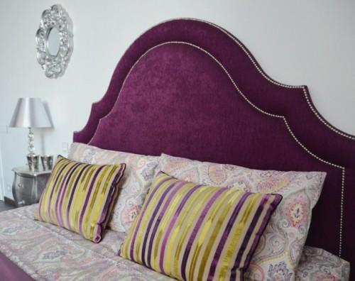 Кровати с мягкими изголовьями своими руками 88