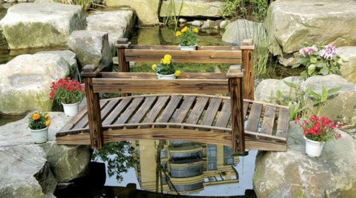 Деревянные изделия своими руками для сада и дачи фото