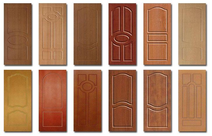 Накладки на металлическую дверь