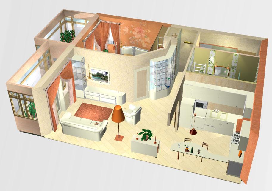 Перепланировка квартиры без согласования: Что можно а что