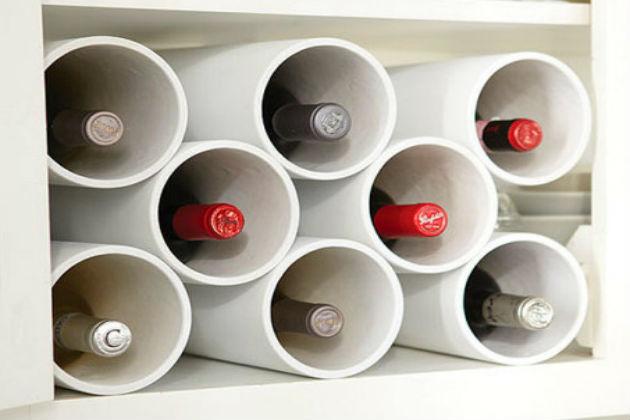 Подставка под бутылки вина