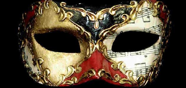 Сделать венецианскую маска своими руками