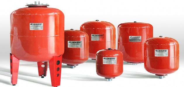 расширительный бак для системы отопления