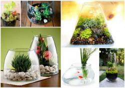декоративные вазы своими