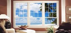 фальш окно интерьере