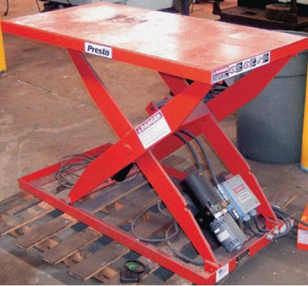 Передвижной стол для деревообрабатывающего станка своими руками