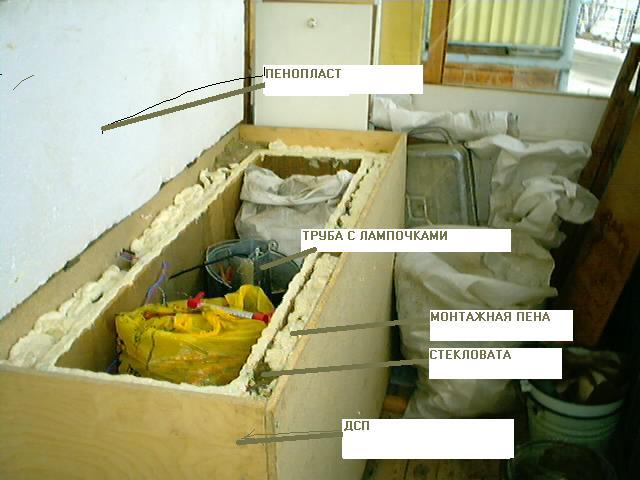 Как сделать холодильник для хранения овощей