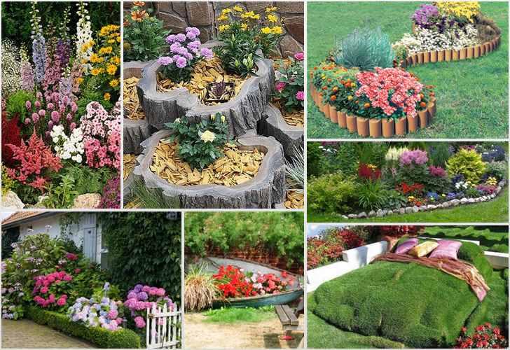 Интересные поделки своими руками в саду и огороде фото фото 68