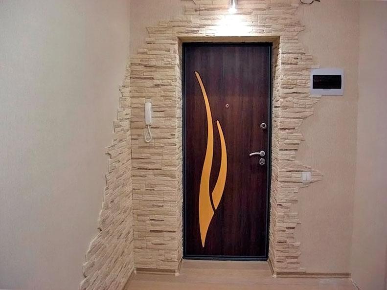развития оформление входной двери внутри квартиры фото очень расстроена
