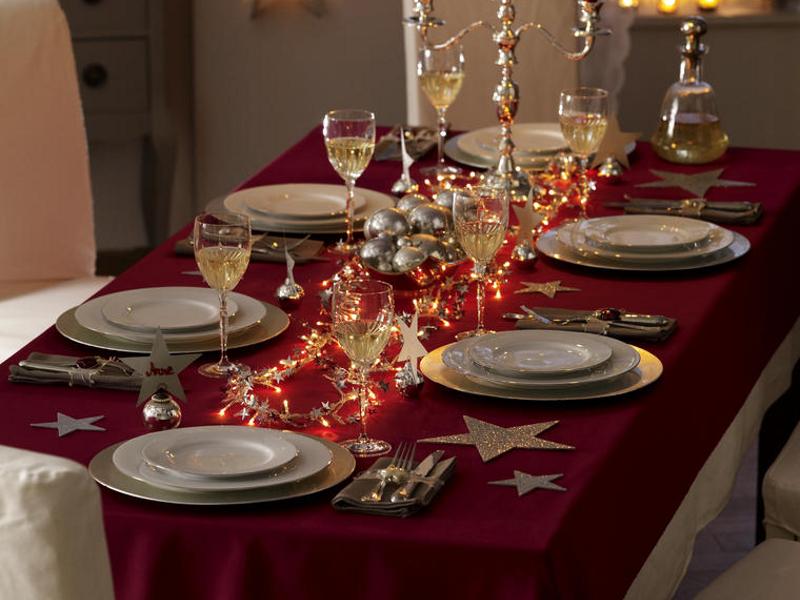 К новому году для праздничного стола