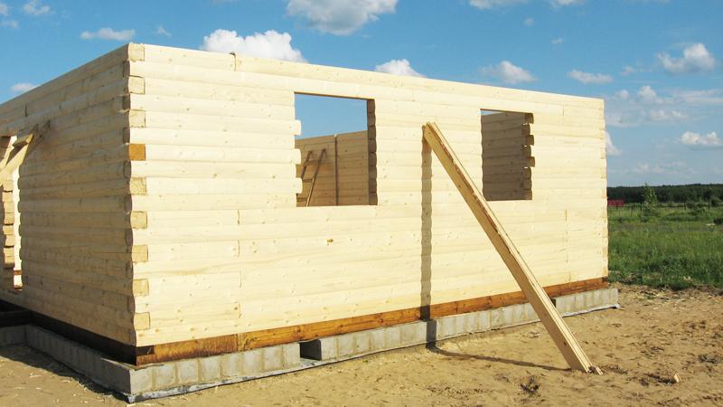 Стоимость строительство дома из бруса своими руками 145