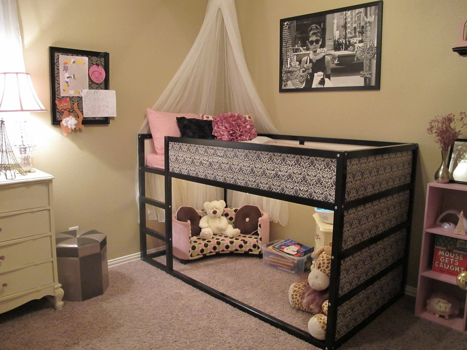 Идеи для детской спальни