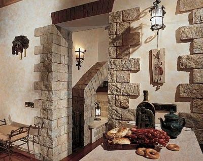 Камень дома своими руками